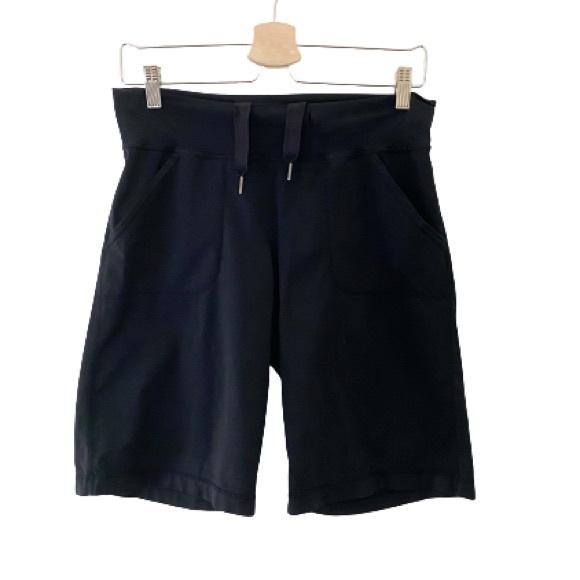 Lululemon mid-length shorts
